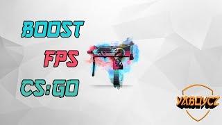 CS:GO tutoriál jak zvýšit fps a plynulost - YaboyCz