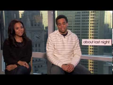 About Last Night Michael Ealy & Reginal Hall Interview