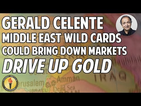 Gerald Celente on the Relationship Between Bitcoin and Bullion (Money Metals Interview)