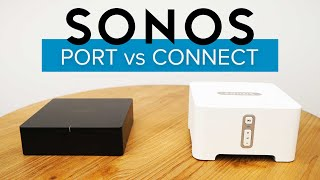 7 Ways the BRAND NEW Sonos Port is better than the Sonos Connect!