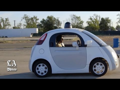 What is Google's Driverless car?