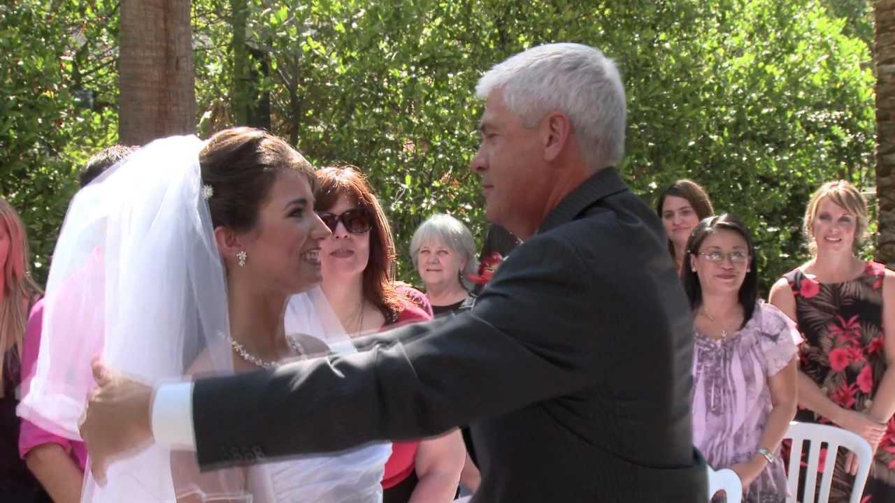 Getting Married In Vegas Garden Chapel Flamingo Las