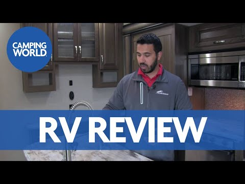 2017 Bay Hill 379FL | Luxury Fifth Wheel | Walnut