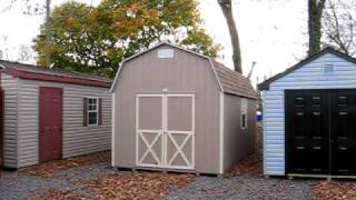 Sheds, Wooden Buildings, Storage Sheds, Barns, Virginia, Va