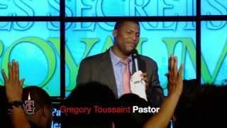 Yon Sel bagay mwen konnen , Gregory Toussaint @ Tabernacle of Glory on ShekinahTel