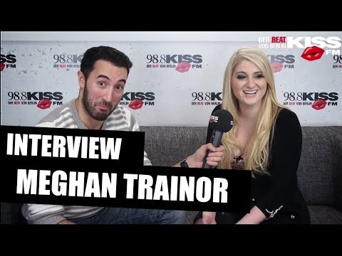 Interview MEGHAN TRAINOR: smoking weed & song for Rihanna!