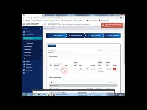 MYS Sistemi e-Fatura yönlendirme