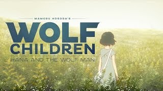 Wolf Children Official Clip - Hana and the Wolf Man (English)