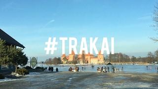 Trakai 2017 02 04(Повезло мне что живу возле такого красивого места, как Тракай :) мы с Сашей очень любим снимать на камеру..., 2017-02-05T10:42:17.000Z)