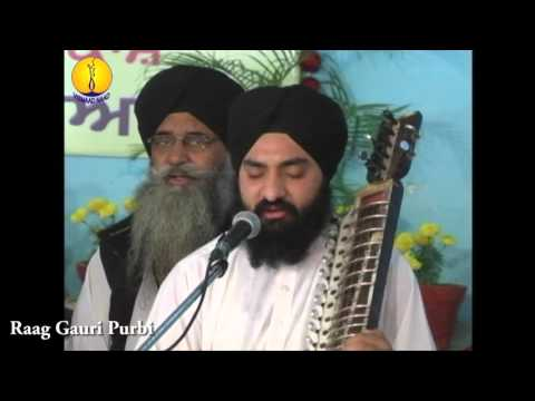 AGSS 2012 : Raag Gauri Purbi - Bhai sandeep Singh ji
