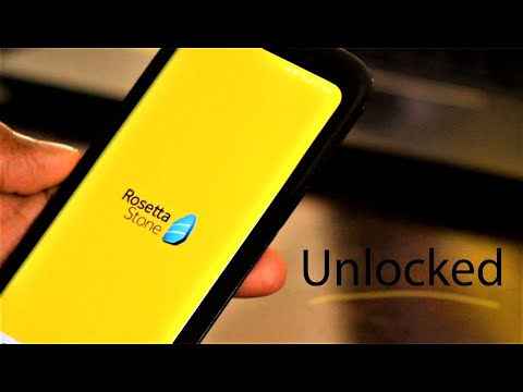 How To Download The Rosetta Stone App Fully Unlocked