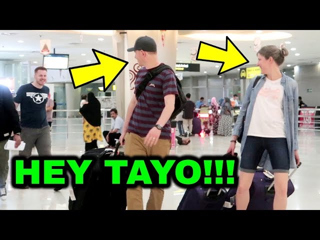CAK NATAN PULANG LANGSUNG PRANK HEY TAYO!!!