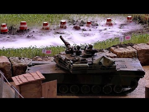 GREATEST RC TANKS AND MILITARY VEHICLES COLLECTION / Faszination Modellbau 2016