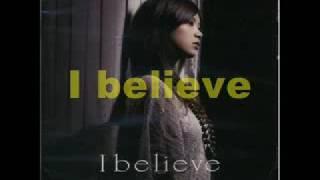 Gambar cover ayaka - I believe