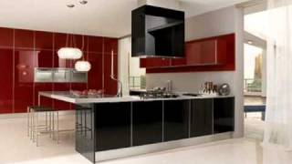 A Touch Of Red - Modern Interior Designs