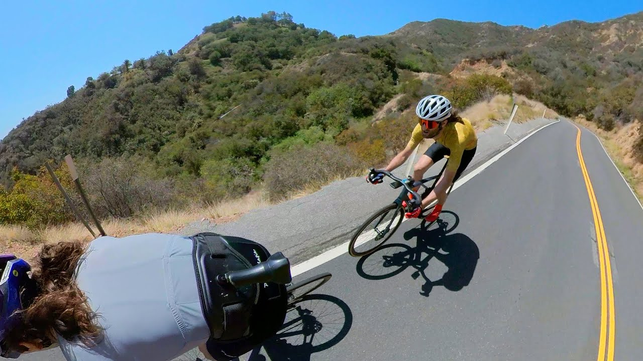Road Cycling in 360