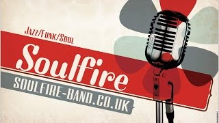 Soul Band North West | SOULFIRE | 'SUPERSTITION' live - Atrium Entertainment