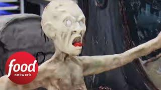 Horrifying Monsters | Halloween Wars | All New Sunday 9|8c