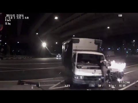 Brutal head on collision compilation.  Scary head-on crashes.