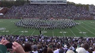 Ohio University Marching 110 - Chicago Medley - 2017 Homecoming