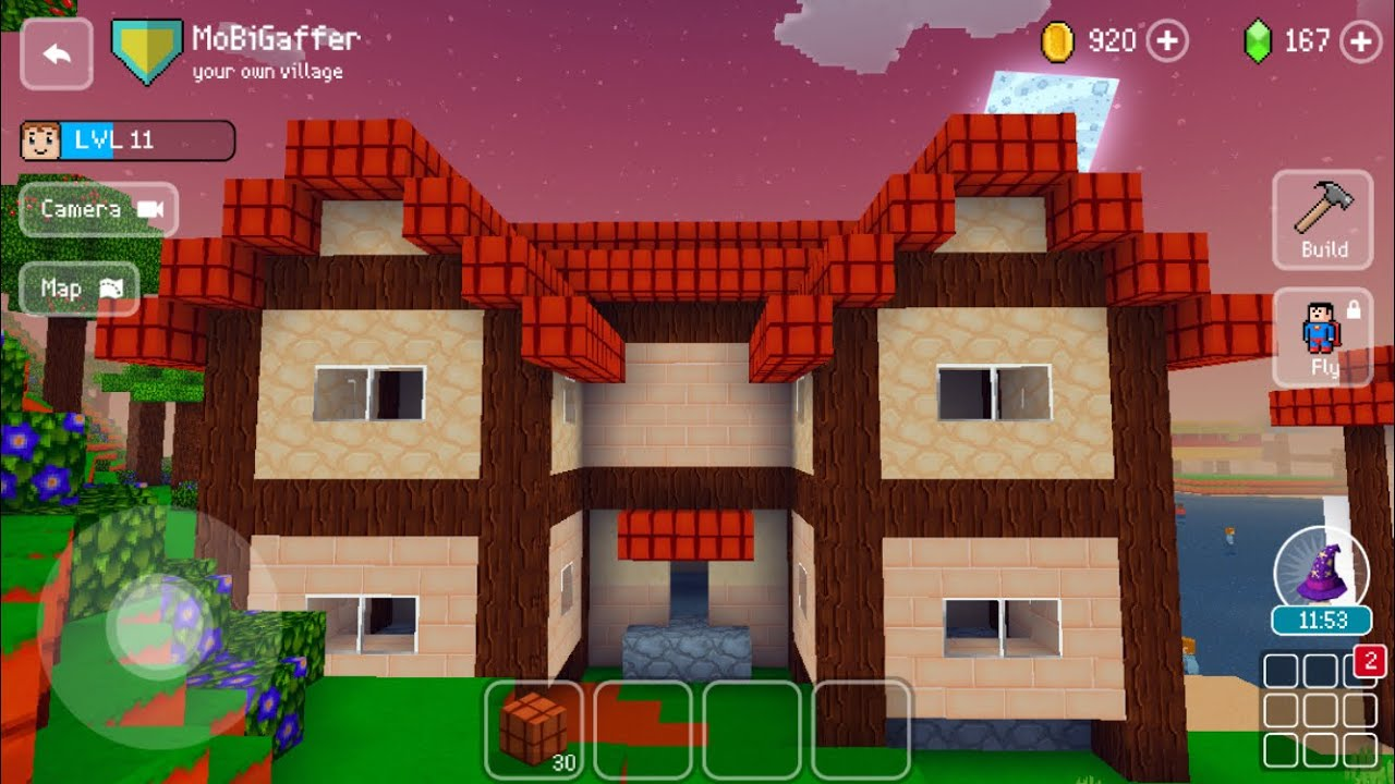 Block Craft 3D : Building Simulator Games For Free Android IOS Gameplay #12