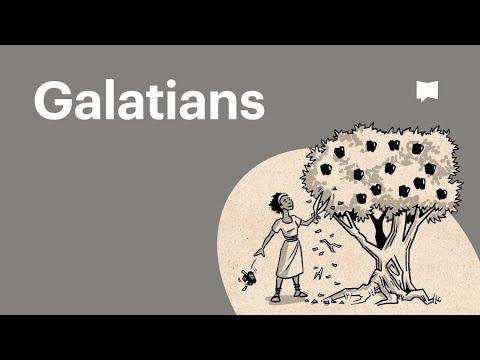 Read Scripture: Galatians