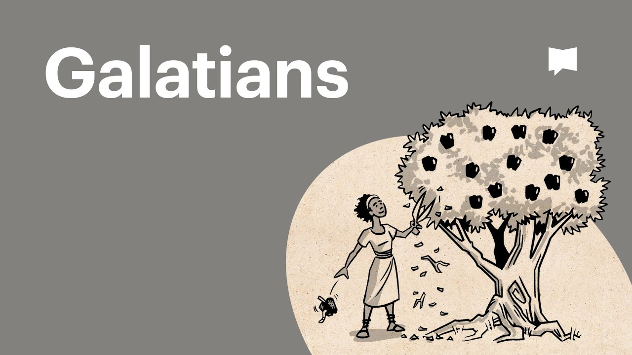 when was book of galatians written