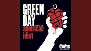 Green Day – Governator