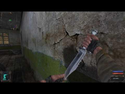 Кража ящика с блокпоста военных на Кордоне — S.T.A.L.K.E.R.: Тень Чернобыля