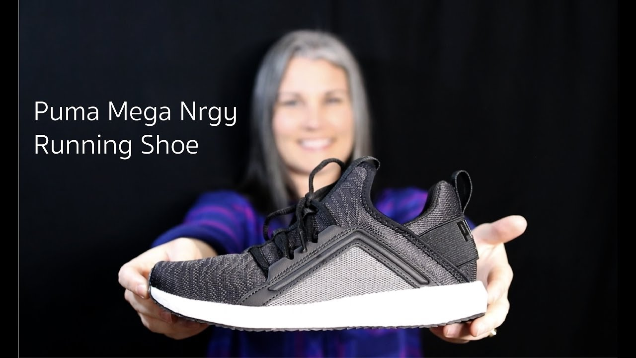 Puma has Boost?! || Puma Mega NRGY Knit Review and On Feet