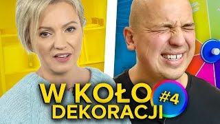Dorota Szelągowska i 5 sposobów na - W KOŁO DEKORACJI #4