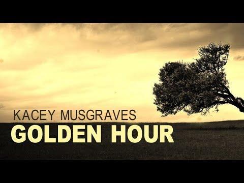 Kacey Musgraves - Golden Hour (Lyric Video)