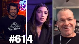 #614 AOC'S SOCIALIST MELTDOWN | Jocko Willink Guests | Louder with Crowder