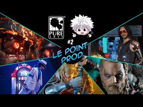 [PUREARTS #2] Le Point Prod des FIGURINES + VISITE STUDIO