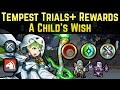 Halloween Rolf Review + Chill Def & Defiant Atk? Seals | Tempest Trials+: A Child's Wish