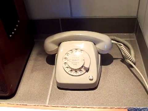 Altes Telefon (1972) wieder am Telefonnetz - FeTAp 615-1