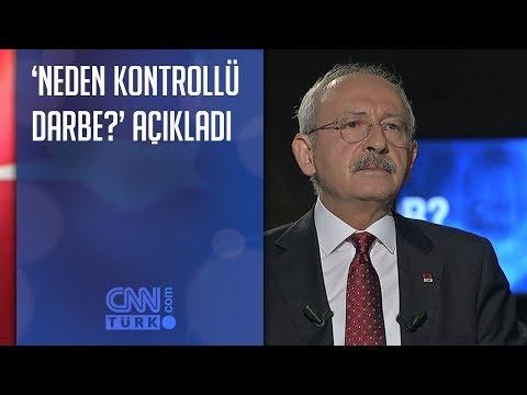 Kılıçdaroğlu'ndan yeni 'kontrollü darbe' açıklaması
