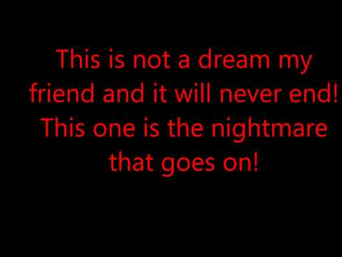Jekyll and Hyde- Confrontation (on-screen lyrics)