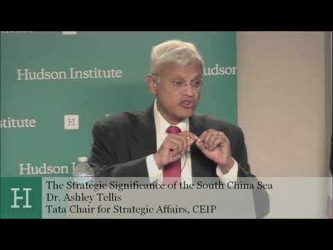 The Strategic Significance of the South China Sea: American, Asian, and International Perspectives 6