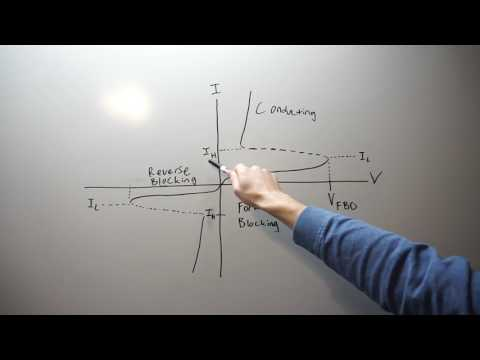 Basic Electronic Components - The Triac