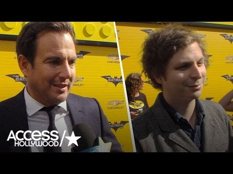 Will Arnett & Michael Cera On Reuniting For 'The LEGO Batman Movie'