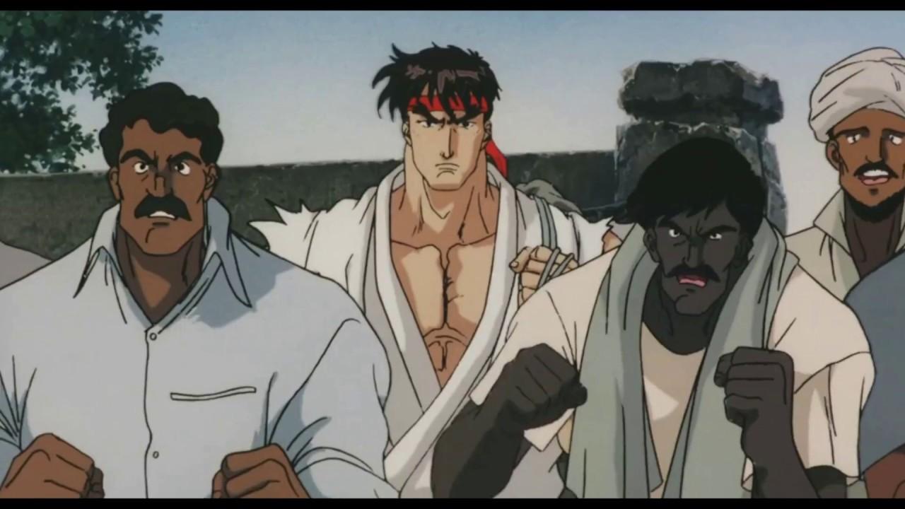 Street Fighter II La Película - Doblaje