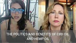 #236 The Politics and Benefits of CBD Oil and Hemp Oil with Maryam Henein