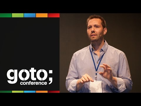 GOTO 2016 • How to Survive in the Robotics Industry as a Software Developer • Gregory Pelcha