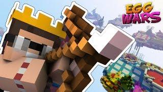 [37 Kill] ORTADAKİ LEGOLAS KİMMİŞ... AAA BENMİŞİM | Minecraft Egg Wars