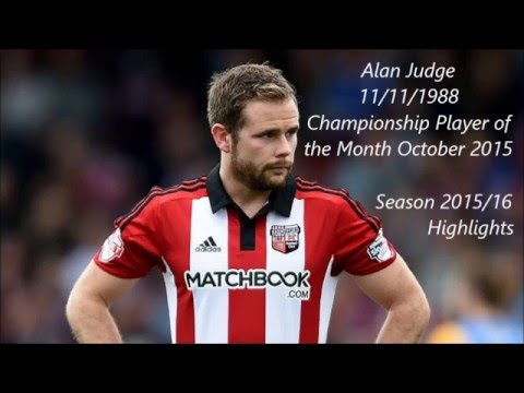 Alan Judge: Season 2015/16 Highlights