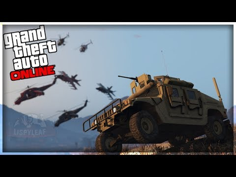 GTA V Gun Running DLC: set up business and owe public lobby