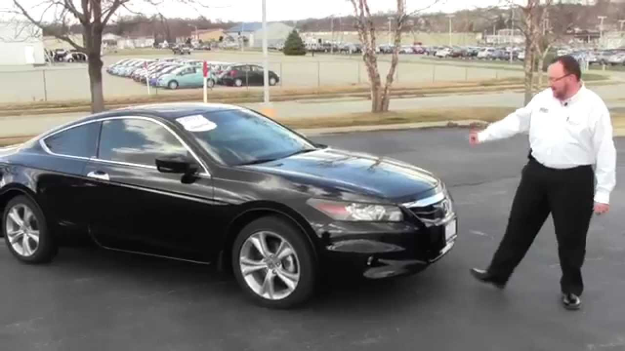 Certified Used 2012 Honda Accord EX L V6 For Sale At Honda Cars Of  Bellevue...an Omaha Honda Dealer!