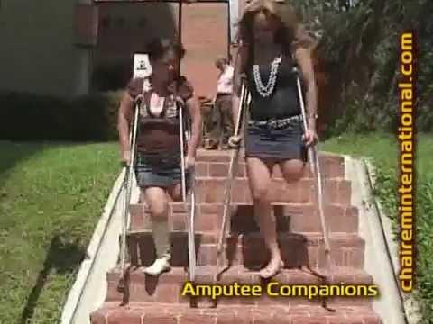 jessica and latina amputee companions