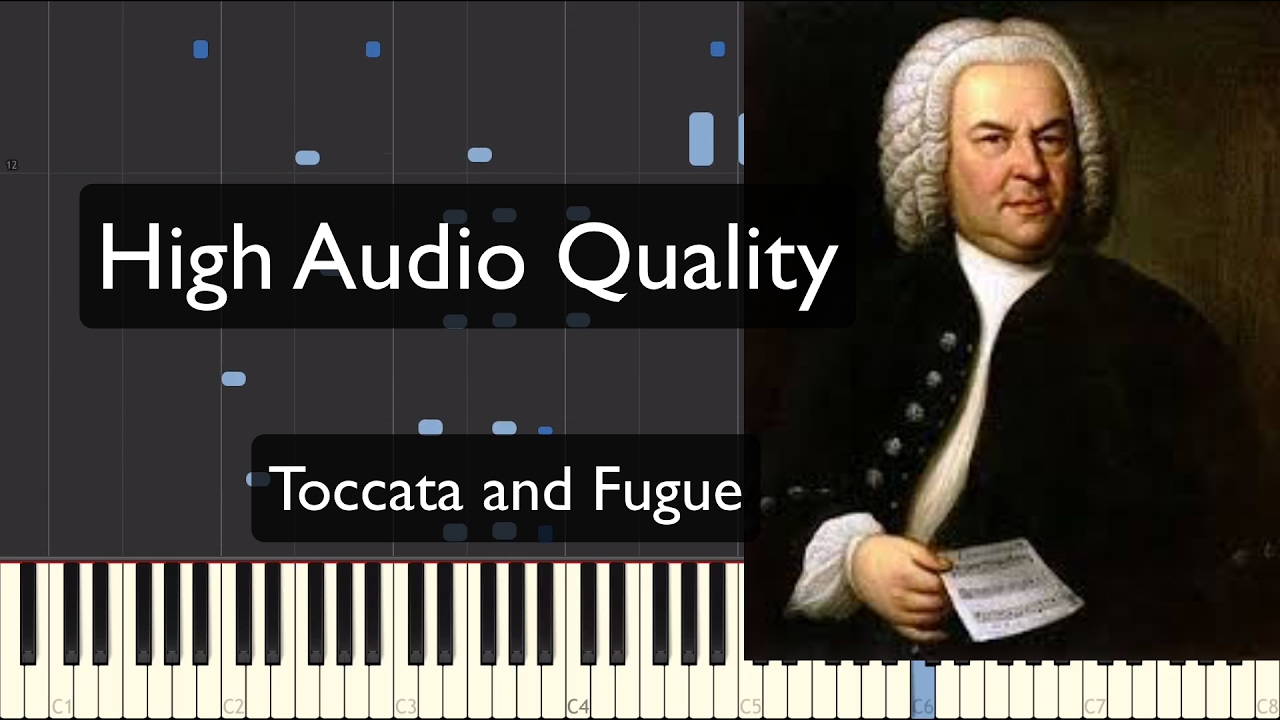 bach toccata and fugue in d minor piano pdf